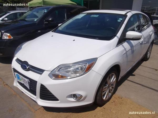 Ford Focus NEW año 2012
