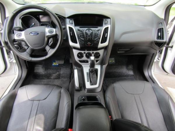 Ford Focus 2.0 SE 4ptas. año 2013