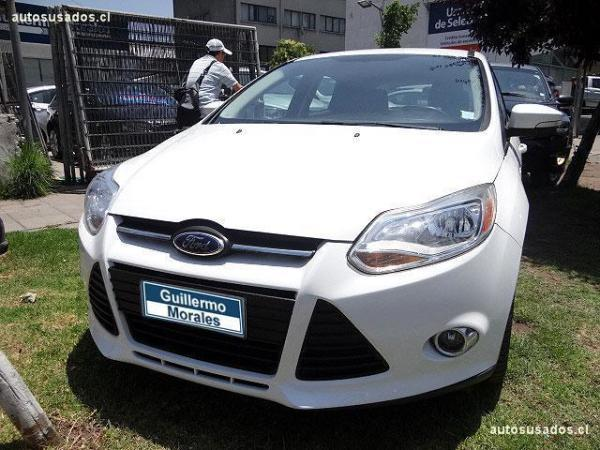 Ford Focus  año 2014