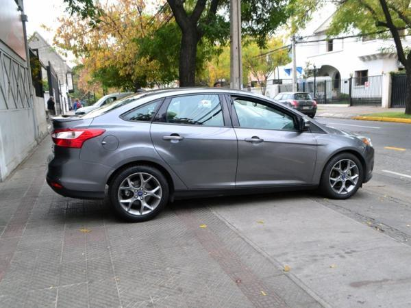 Ford Focus SPORT 2.0 AT año 2014