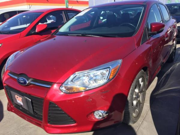 Ford Focus 1.6 AT año 2014