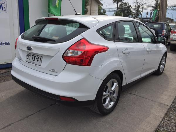 Ford Focus SE año 2014