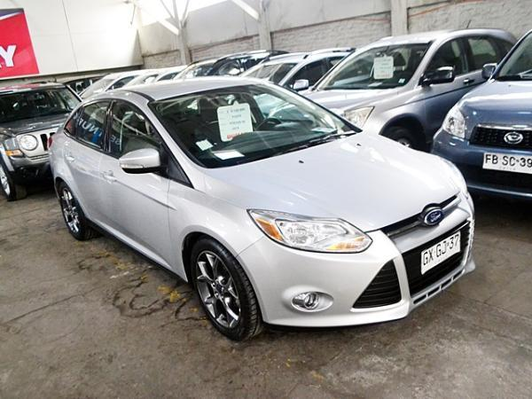 Ford Focus SEL año 2015