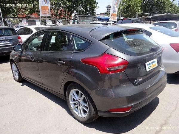 Ford Focus 2.0 MT FLEX FUEL año 2015