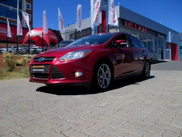 Ford Focus SE año 2015