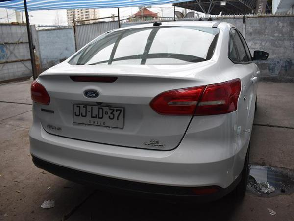 Ford Focus se año 2016