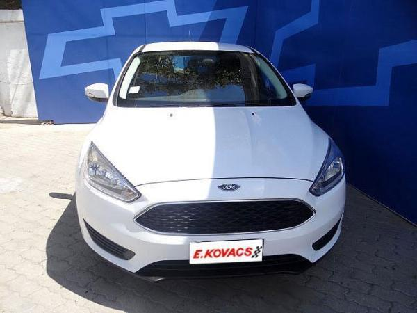 Ford Focus 2.0 4X2 HB año 2017