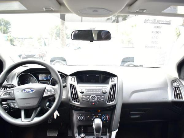 Ford Focus 2.0 año 2019