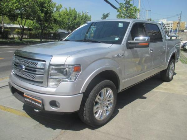 Ford Ford F150 PLATINUM 4X4 3.5 ~ G año 2014