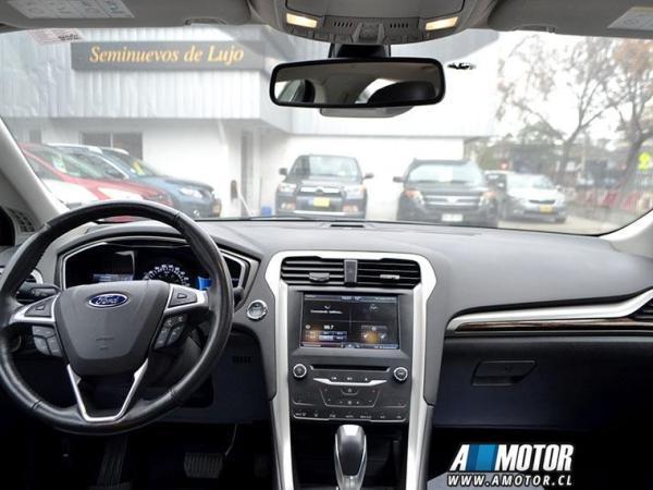Ford Fusion Fusion 2.0 año 2014