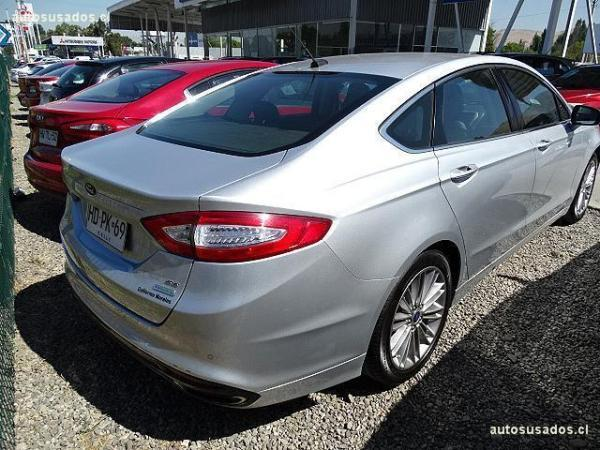 Ford Fusion  año 2015