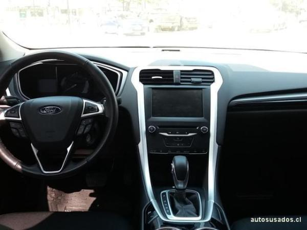 Ford Fusion SE 2.5 AT año 2015