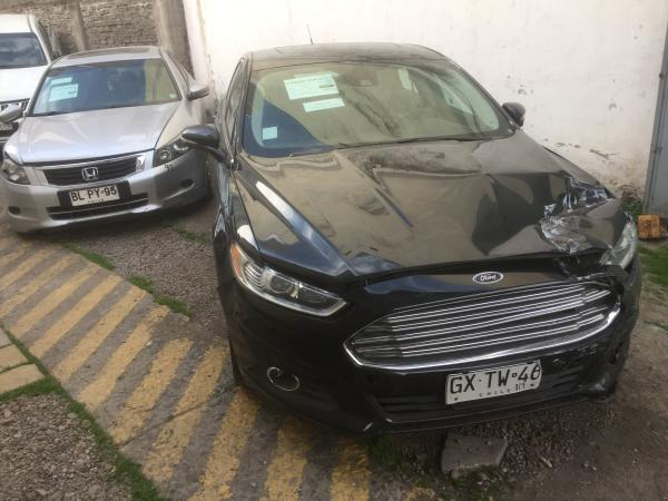 Ford Fusion  año 2015