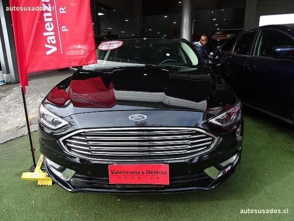 Ford Fusion SE año 2018