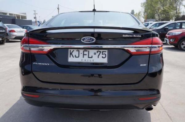 Ford Fusion 2.5 AT año 2018