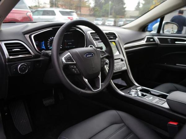 Ford Fusion Fusion Se 2.0 Ecoboost At año 2018