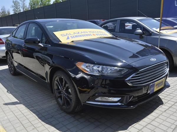 Ford Fusion Fusion SE 2.5L AT año 2019