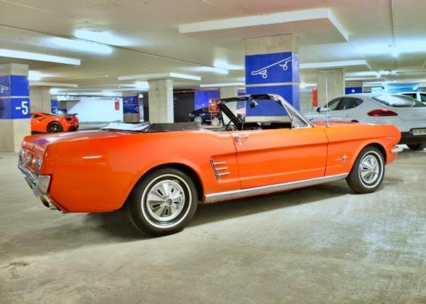 Ford Mustang 289 CABRIO año 1966