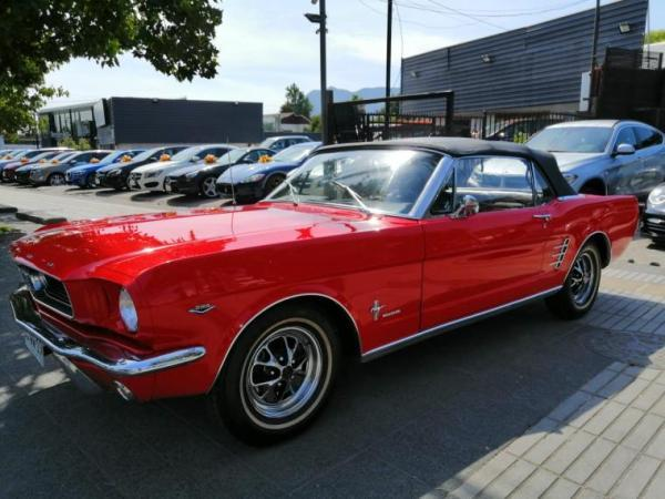 Ford Mustang CABRIOLET año 1966