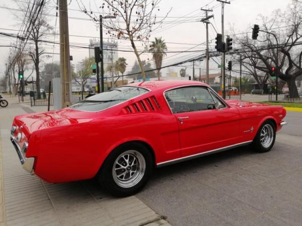 Ford Mustang Fastback año 1967