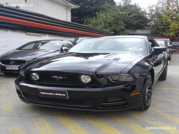 Ford Mustang GT 5.0 AT año 2014
