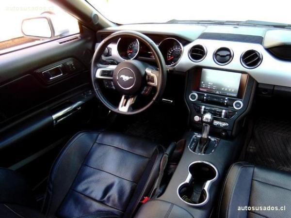 Ford Mustang GT Premium 5.0 año 2016