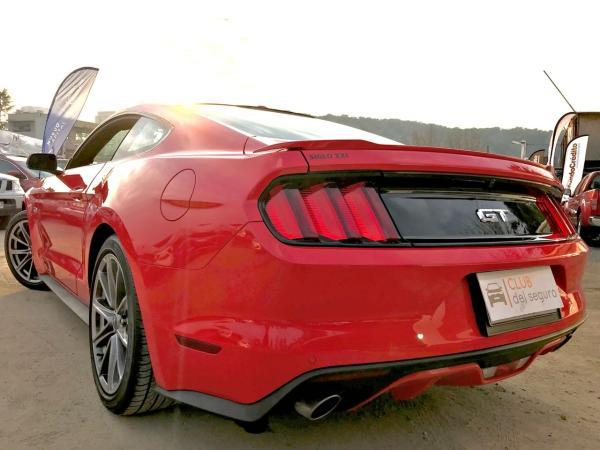 Ford Mustang 5.0 GT AT COUPE año 2018