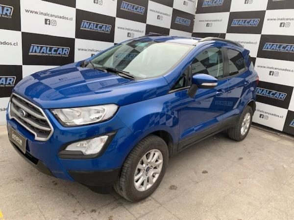 Ford New Ecosport ECOSPORT S 1.5L año 2019
