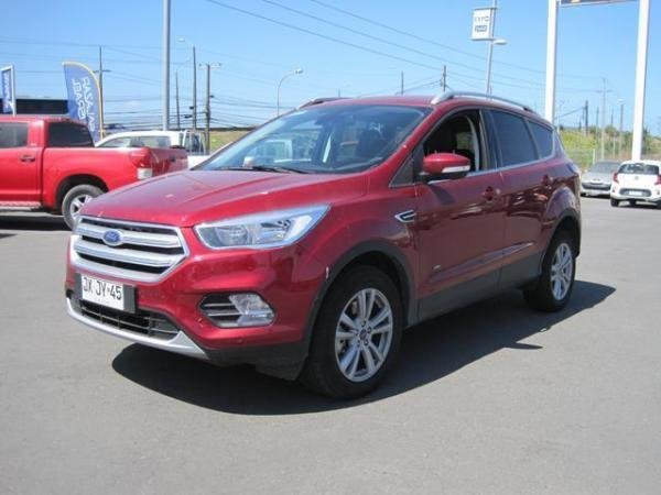 Ford New Escape New Escape 4x4 2.0 año 2018