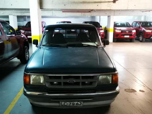 Ford Ranger RANGER XLT 3.0 año 1993