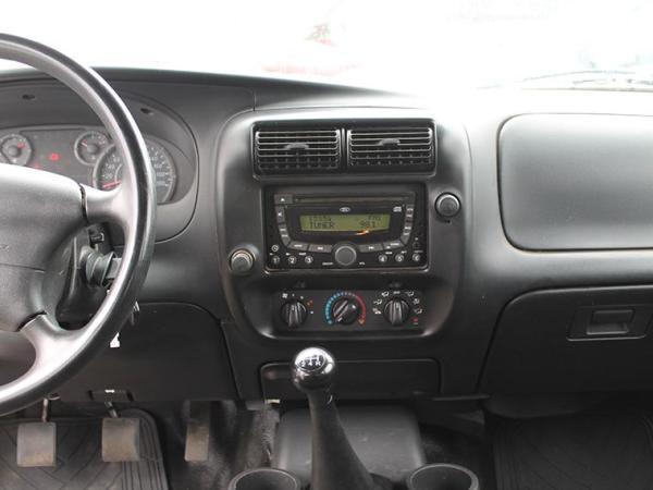 Ford Ranger RANGER XL D CAB 2.3 año 2010
