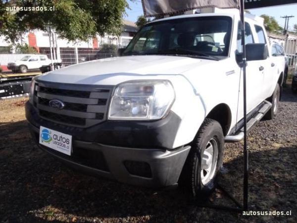 Ford Ranger XLT año 2012