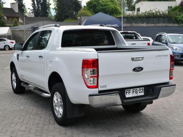 Ford Ranger RANGER LTD 2.5 año 2013