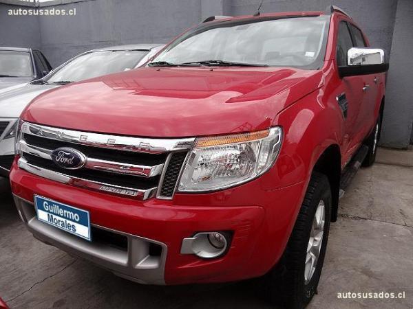 Ford Ranger  año 2013