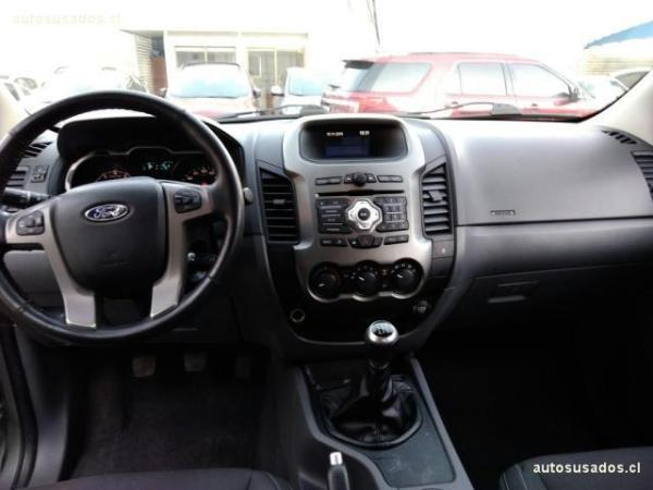 Ford Ranger XLT 2.5 . 4X2 año 2013