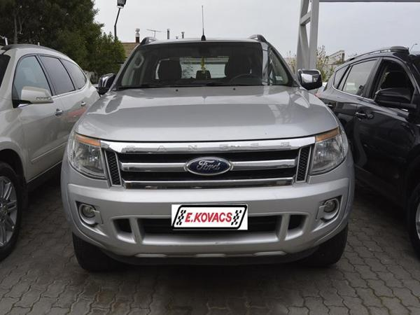 Ford Ranger limited año 2013