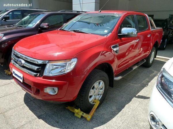 Ford Ranger XLT año 2014