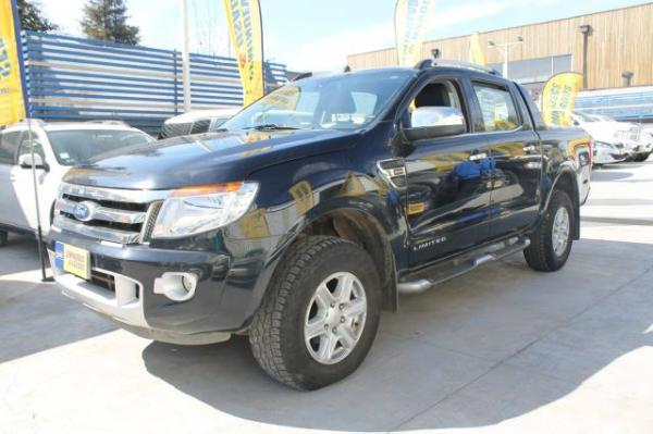 Ford Ranger RANGER LTD 2.5 año 2014