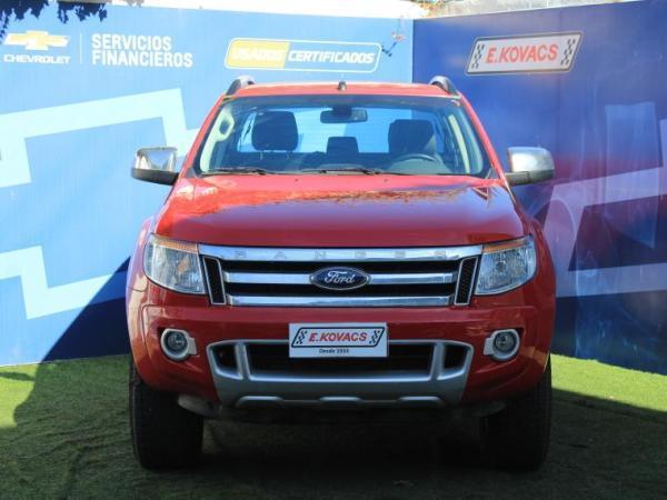Ford Ranger RNGERMEC 2.5 4X4 LIMITED año 2016
