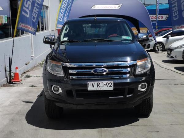 Ford Ranger XLT 2.5 año 2016