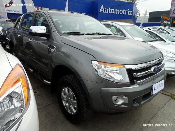 Ford Ranger XLT año 2016