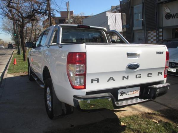 Ford Ranger 4x2 Xlt año 2016