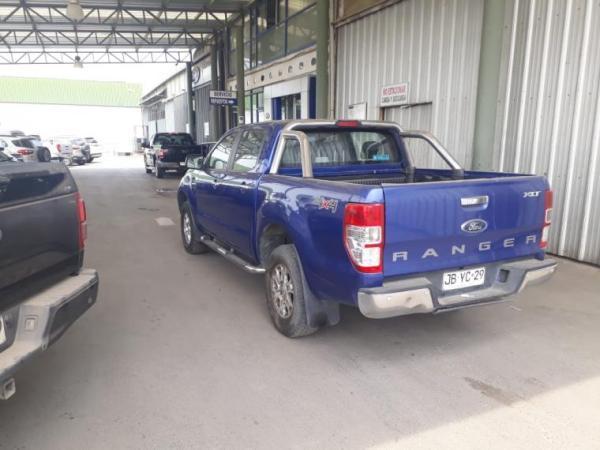 Ford Ranger XLT 4X4 3.2 año 2017