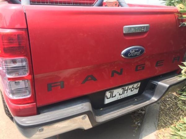 Ford Ranger ranger año 2017