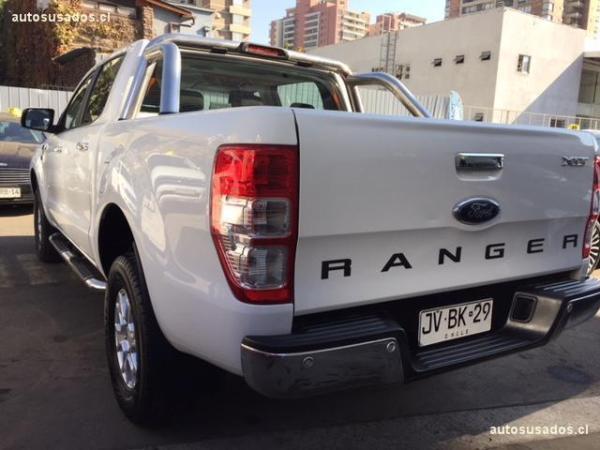 Ford Ranger XLT 4X2 año 2017