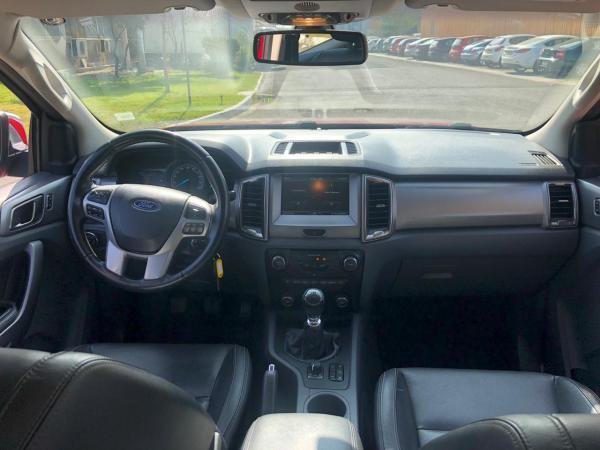 Ford Ranger 3.2 DCAB LTD 4X4 año 2017