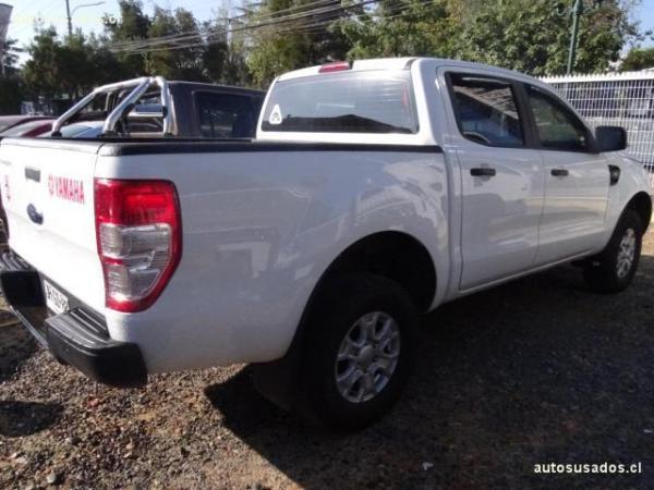 Ford Ranger XLT año 2017