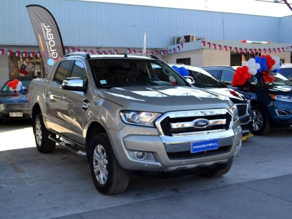 Ford Ranger LIMITED DSL 4X4 3.2 año 2017