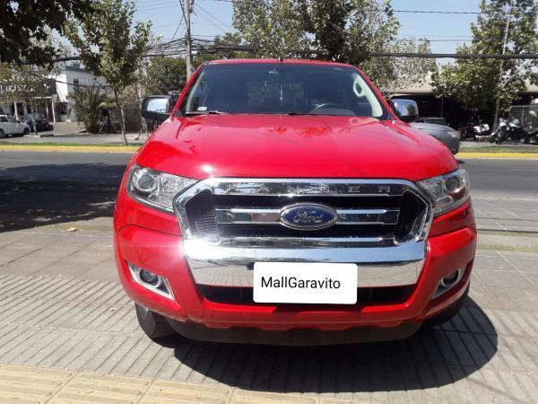 Ford Ranger Duratorq XLT 4X2 año 2017