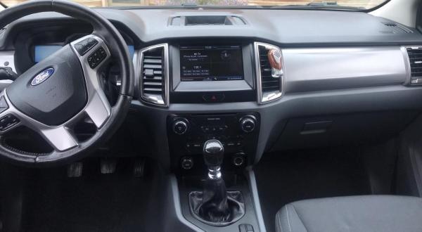Ford Ranger Duratorq XLT año 2017